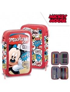 ESTOJO ESCOLAR MICKEY DISNEY