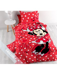 CONJUNTO DE CAMA MINNIE MOUSE