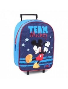 MOCHILA MICKEY MOUSE TROLLEY