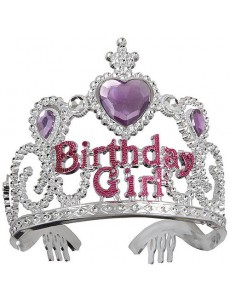 TIARA HAPPY BIRTHDAY