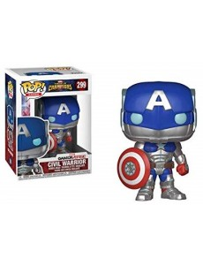 POP MARVEL COC CIVIL WARRIOR