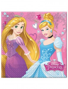 GUARDANAPOS PRINCESAS DISNEY