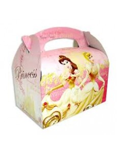 CAIXA BOX PRINCESAS DISNEY